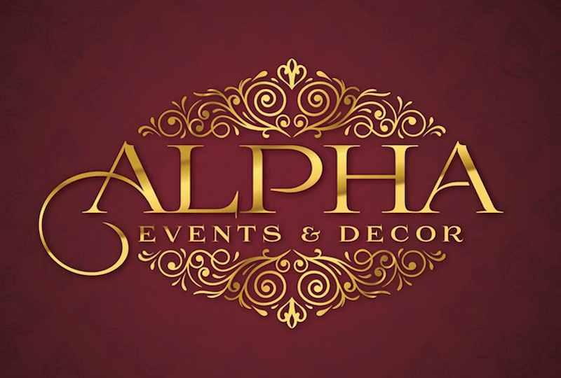 Wedding Floral & Decor Logo