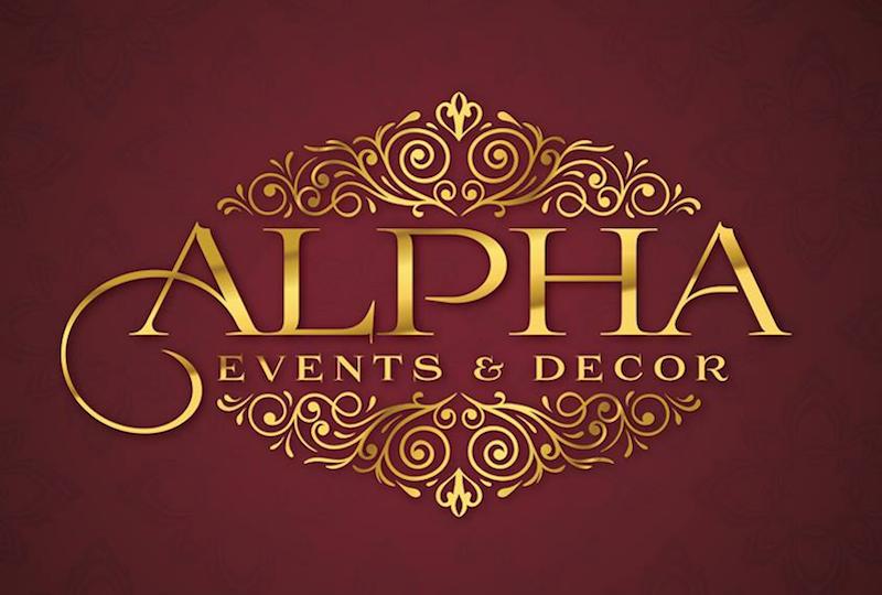 Wedding Floral & Decor Logo